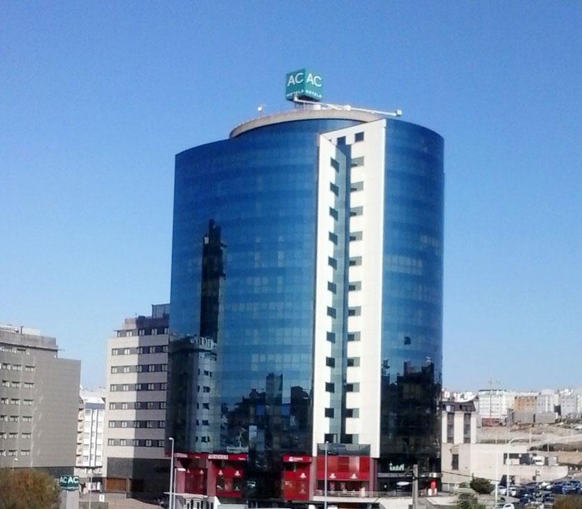 oficina imatia corua torre cristal