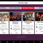 Events Apps